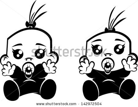A Black And White Cute Baby Clipart Panda Free Clipart Images