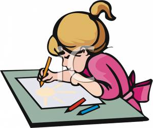 a young girl coloring clipart panda free clipart images rh clipartpanda com kids coloring clip art adult coloring clip art