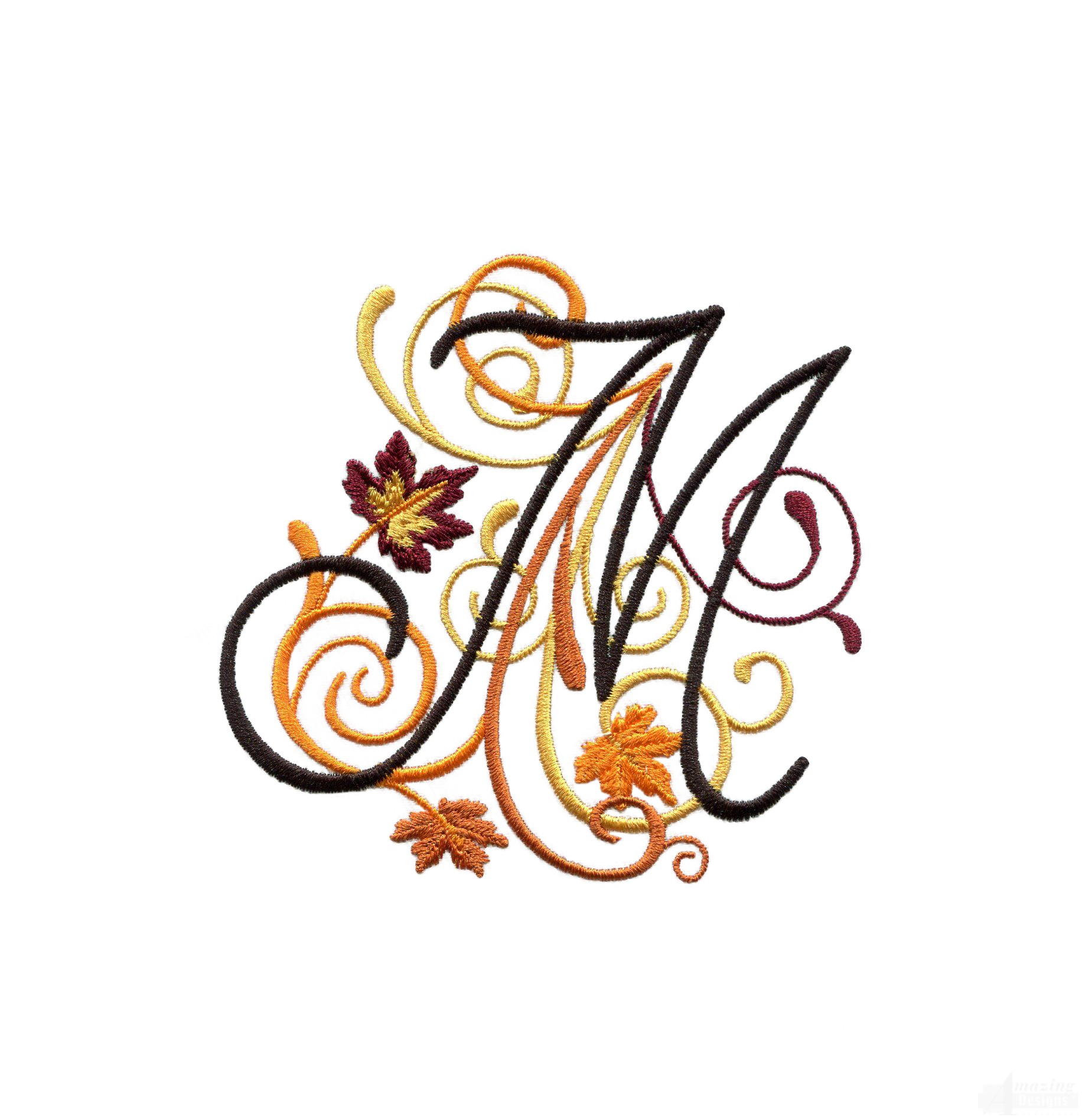 abc213 letter m embroidery clipart panda free clipart images