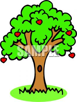 apple tree clip art clipart panda free clipart images rh clipartpanda com clipart apple tree black and white clip art apple tree leaf