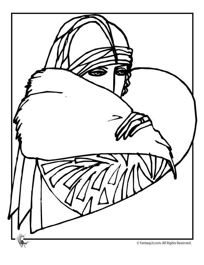 Art Deco Coloring Pages Art   Clipart Panda - Free Clipart ...