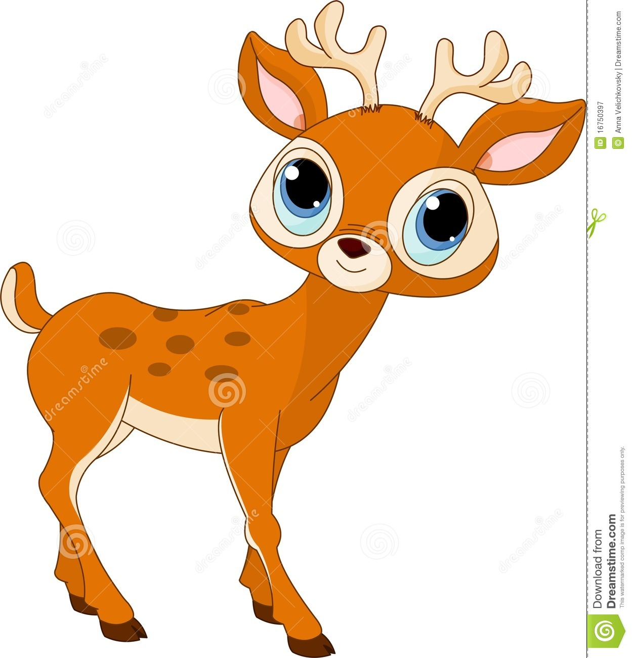 baby deer clip art clipart panda free clipart images rh clipartpanda com Baby Deer Silhouette Clip Art free baby deer clipart