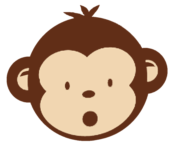 baby monkey clipart clipart panda free clipart images rh clipartpanda com baby monkey clipart black and white cute baby monkey clipart