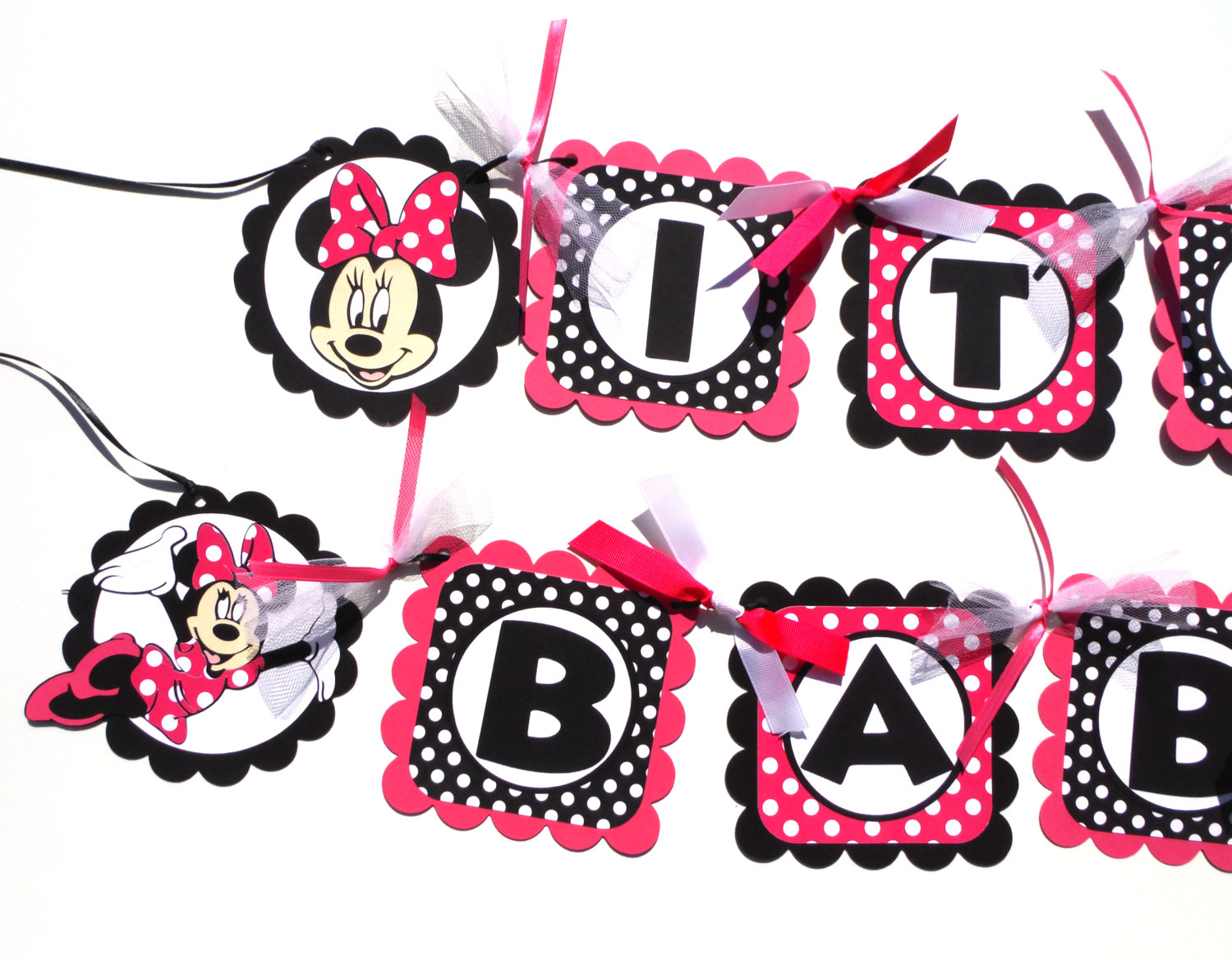 Baby Shower Minnie Mouse Theme | Clipart Panda - Free Clipart Images