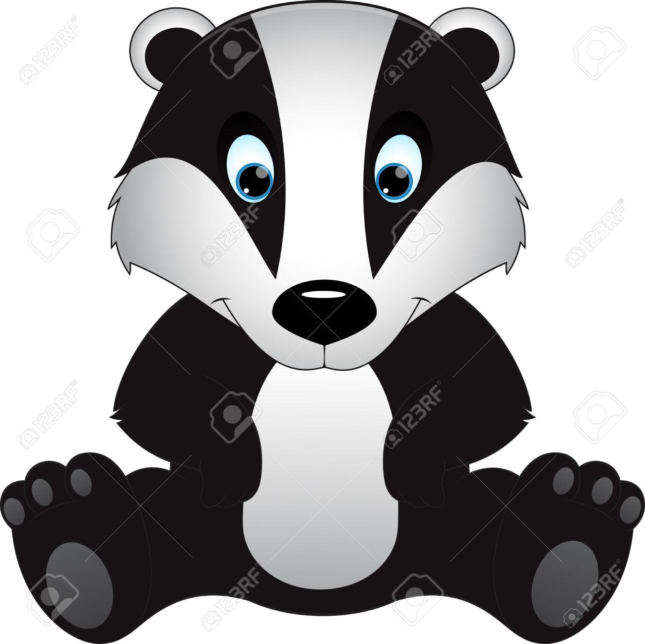 Image result for badger clipart