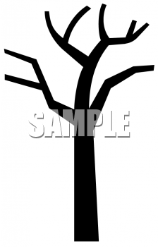 Bare Winter Tree Silhouette Clipart Panda Free Clipart Images