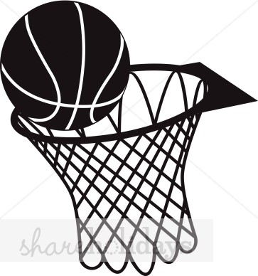 black and white basketball clipart panda free clipart images rh clipartpanda com black and white clipart of a basketball basketball hoop clipart black and white