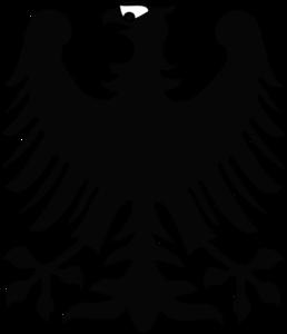 Tawny Eagle Clipart Vector 1