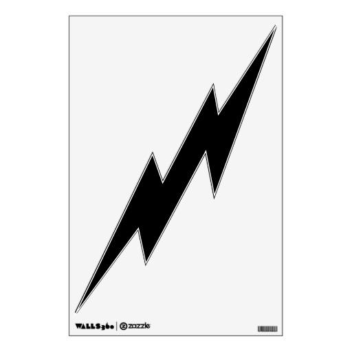 Lightning Bolt Clipart Black White Black Lightning Bolt Clipart