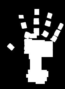 blank hand clip art clipart panda free clipart images rh clipartpanda com handshake clipart clipart of a handprint