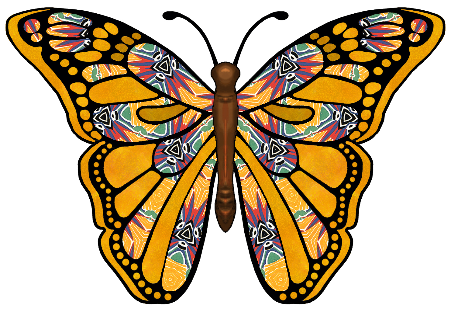 butterfly clip art clipart panda free clipart images rh clipartpanda com butterfly clipart to print butterfly clipart outline