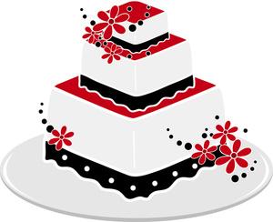 Cake fancy. Clipart image panda free