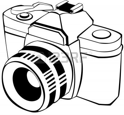 camera line drawing clip art clipart panda free clipart images rh clipartpanda com