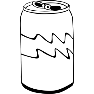 can clipart. clipart info can