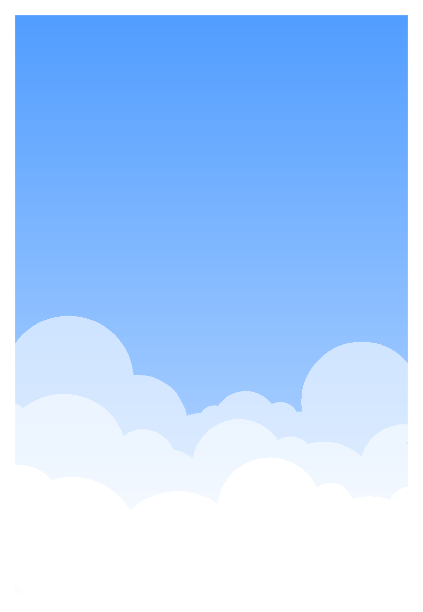Cartoon Cloud Background | Clipart Panda - Free Clipart Images