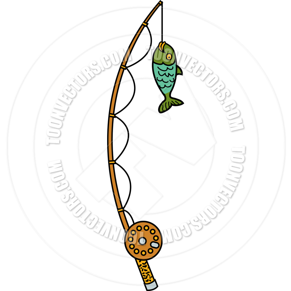 cartoon fishing pole vector clipart panda free clipart images rh clipartpanda com fishing pole clip art black and white fishing pole clip art border