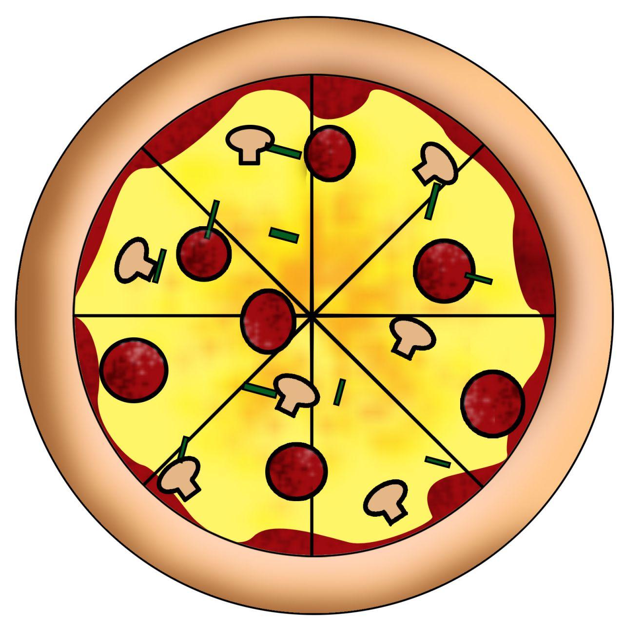 Cartoon pizza pie clipart panda free clipart images clipart info voltagebd Images