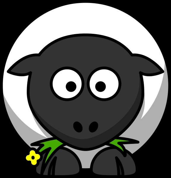 Cartoon Sheep Clipart   Clipart Panda - Free Clipart Images