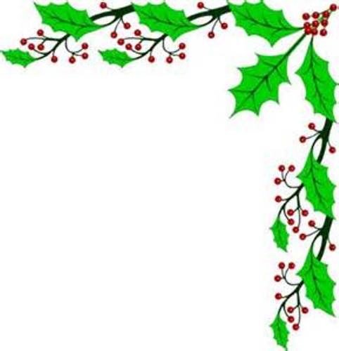 Christmas Clip Art Free Border | Clipart Panda - Free Clipart Images