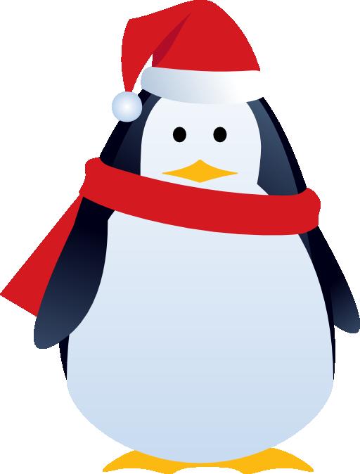christmas penguin clipart clipart panda free clipart images rh clipartpanda com Christmas Penguin Cartoon Christmas Penguin Cartoon