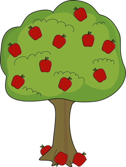 clip art u003e apple tree with clipart panda free clipart images rh clipartpanda com