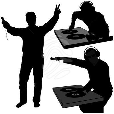 Clip Art Dj Clip Art clip art dj silhouettes clipart panda free images clipart