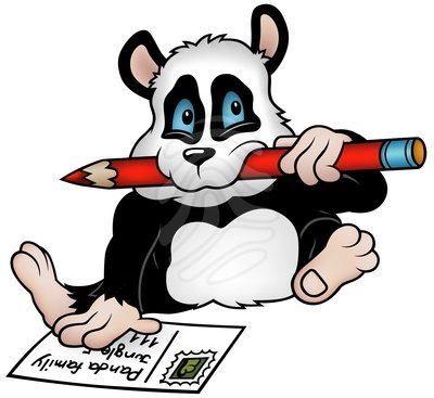 clip art panda and postcard clipart panda free clipart images rh clipartpanda com vintage postcard clipart postcard template clipart