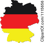 Clipart Germany Map With Flag Clipart Panda Free Clipart Images - Germany map clipart