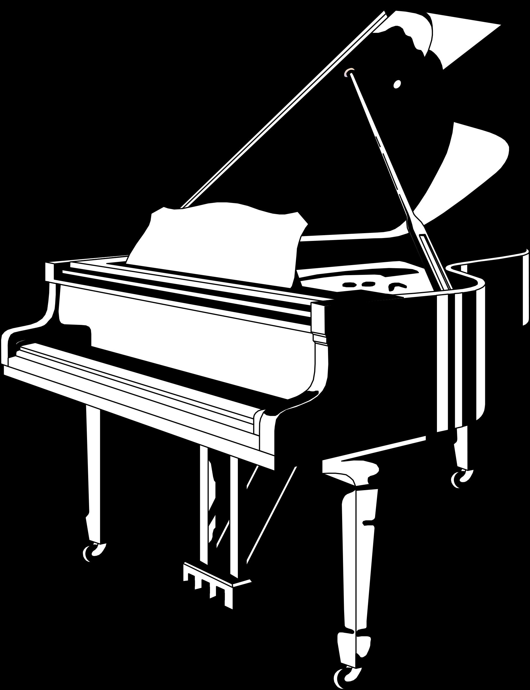 clipart piano black white clipart panda free clipart images rh clipartpanda com clip art piano keyboard clip art piano keyboard