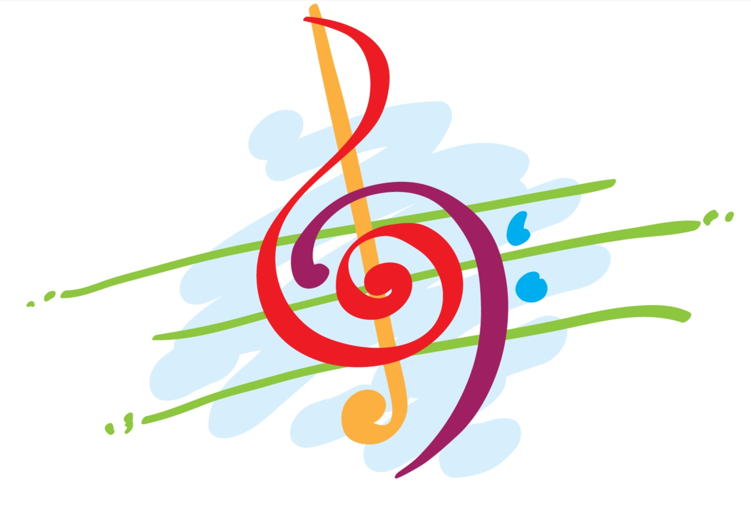 Colorful music symbols clipart panda free clipart images clipart info biocorpaavc Image collections