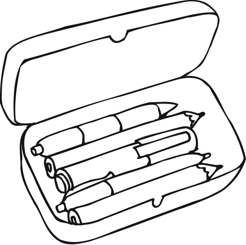 Coloring Pages Of Pencil Clipart Panda Free Clipart Images