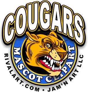 cougar clip art clipart panda free clipart images rh clipartpanda com cougar clipart free cougar clipart free