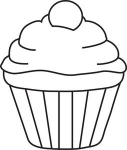 cupcake clip art images clipart panda free clipart images rh clipartpanda com Fish Outline Clip Art Fish Outline Clip Art