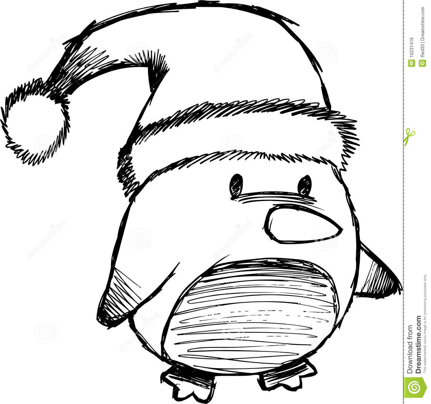 Cute Christmas Penguin | Clipart Panda - Free Clipart Images