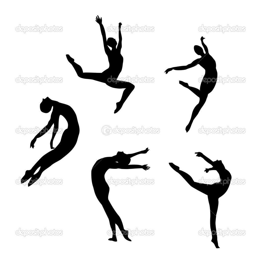 Dance Clip Art Leap Modern | Clipart Panda - Free Clipart Images
