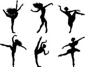 Dance Silhouette Clip Art Clipart Panda Free Clipart Images