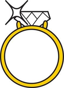 diamond ring clipart image a clipart panda free clipart images rh clipartpanda com ring clips uk ring clipboard