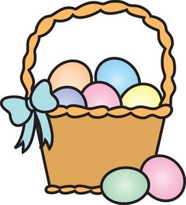 Easter Eggs Clip Art Images