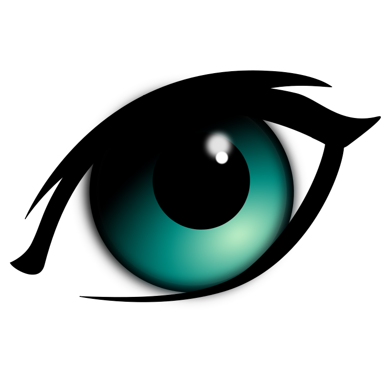 eye outline clip art clipart panda free clipart images rh clipartpanda com