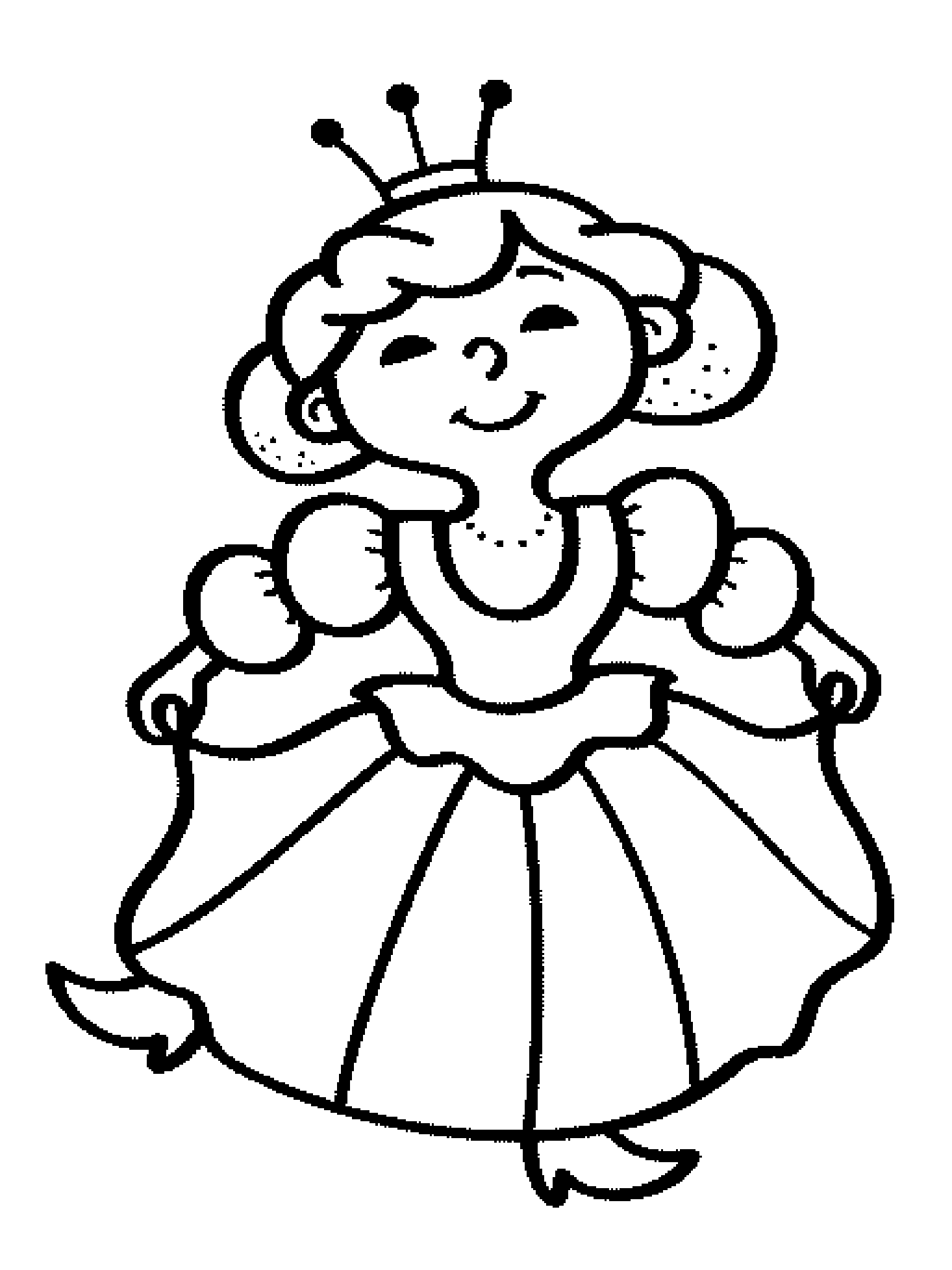Fairy tales coloring pages Clipart Panda Free Clipart Images