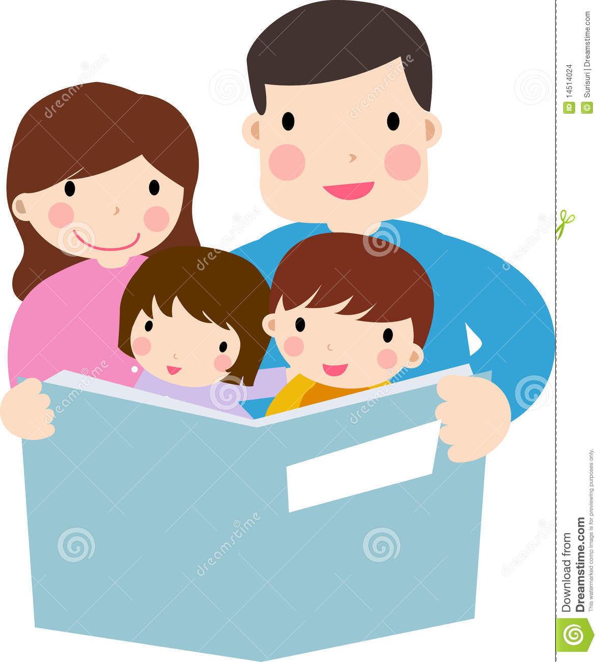 family reading story to clipart panda free clipart images rh clipartpanda com family reading night clipart Wild About Reading Clip Art