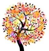 Family colorful. Tree clipart panda free