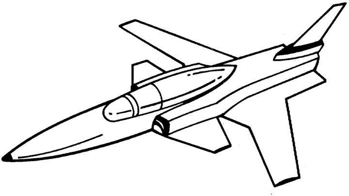 Fighter Jet Coloring Pages Clipart Panda Free Clipart