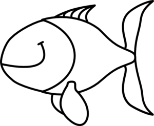 fish clip art black and white clipart panda free clipart images rh clipartpanda com black and white fish clip art for kids jellyfish clipart black and white