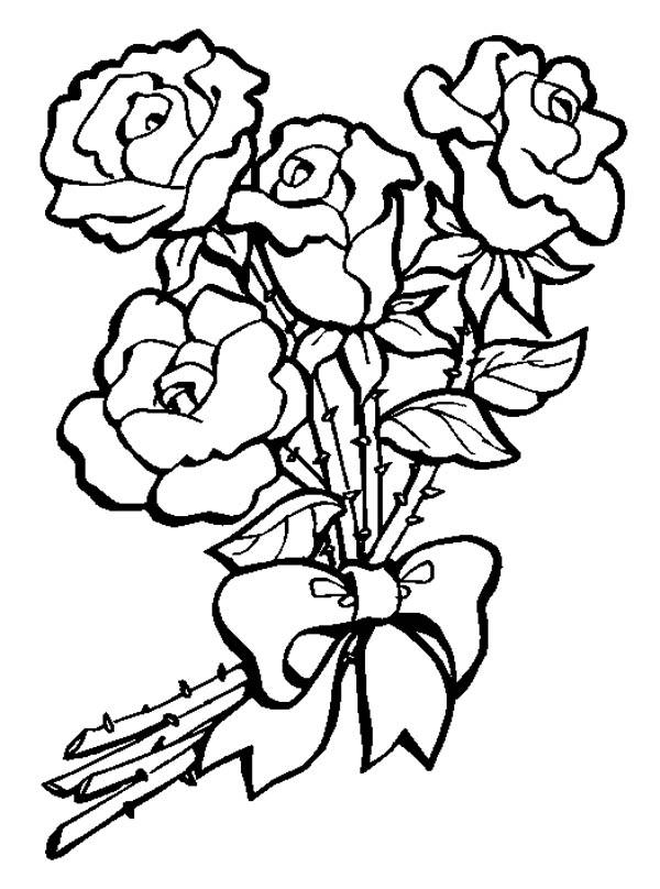 FlowerBouquetofRose Clipart Panda Free Clipart Images