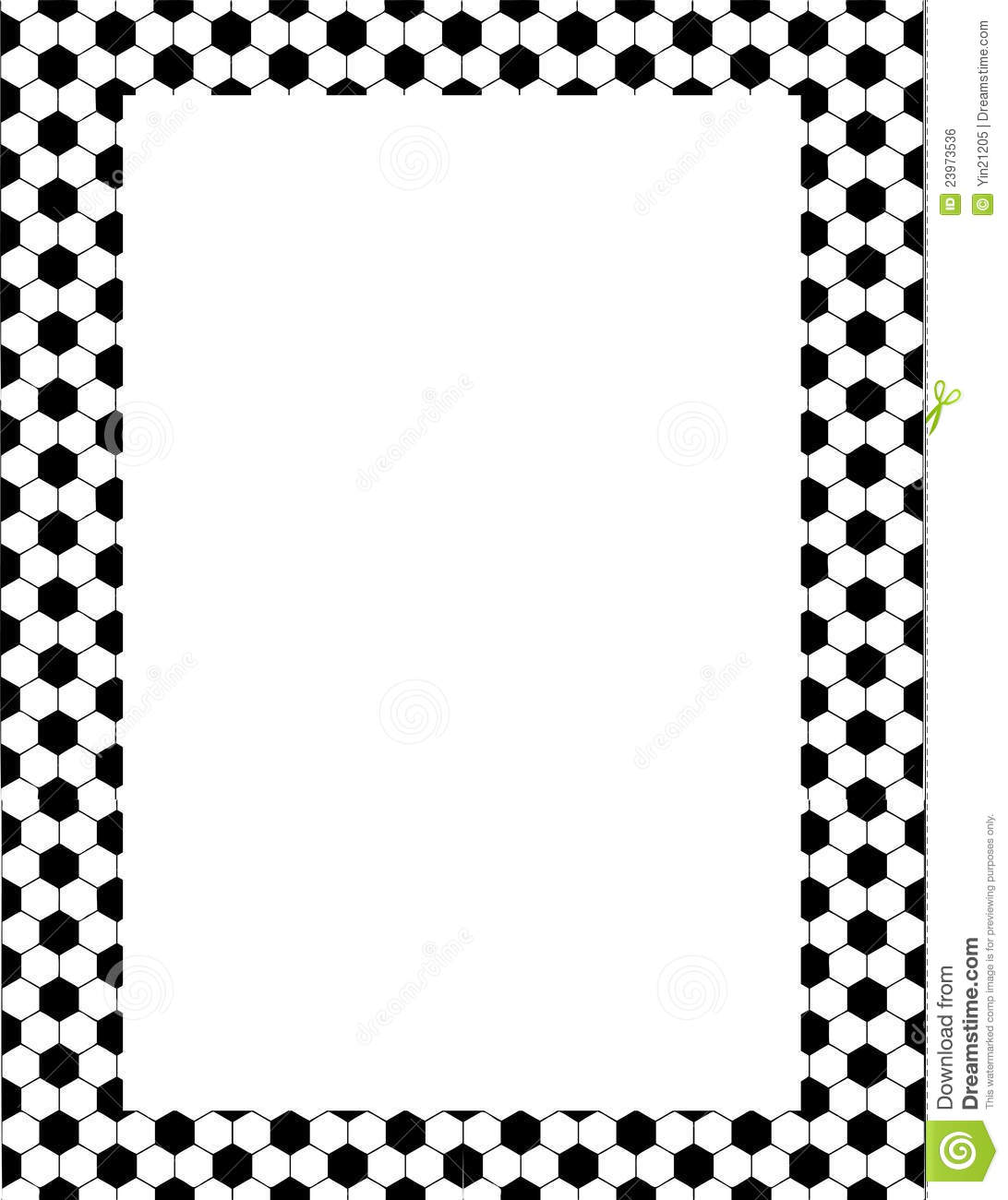 Football border clipart panda free clipart images clipart info voltagebd Choice Image