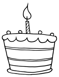Free Birthday Cake Clip Art Clipart Panda Free Clipart Images