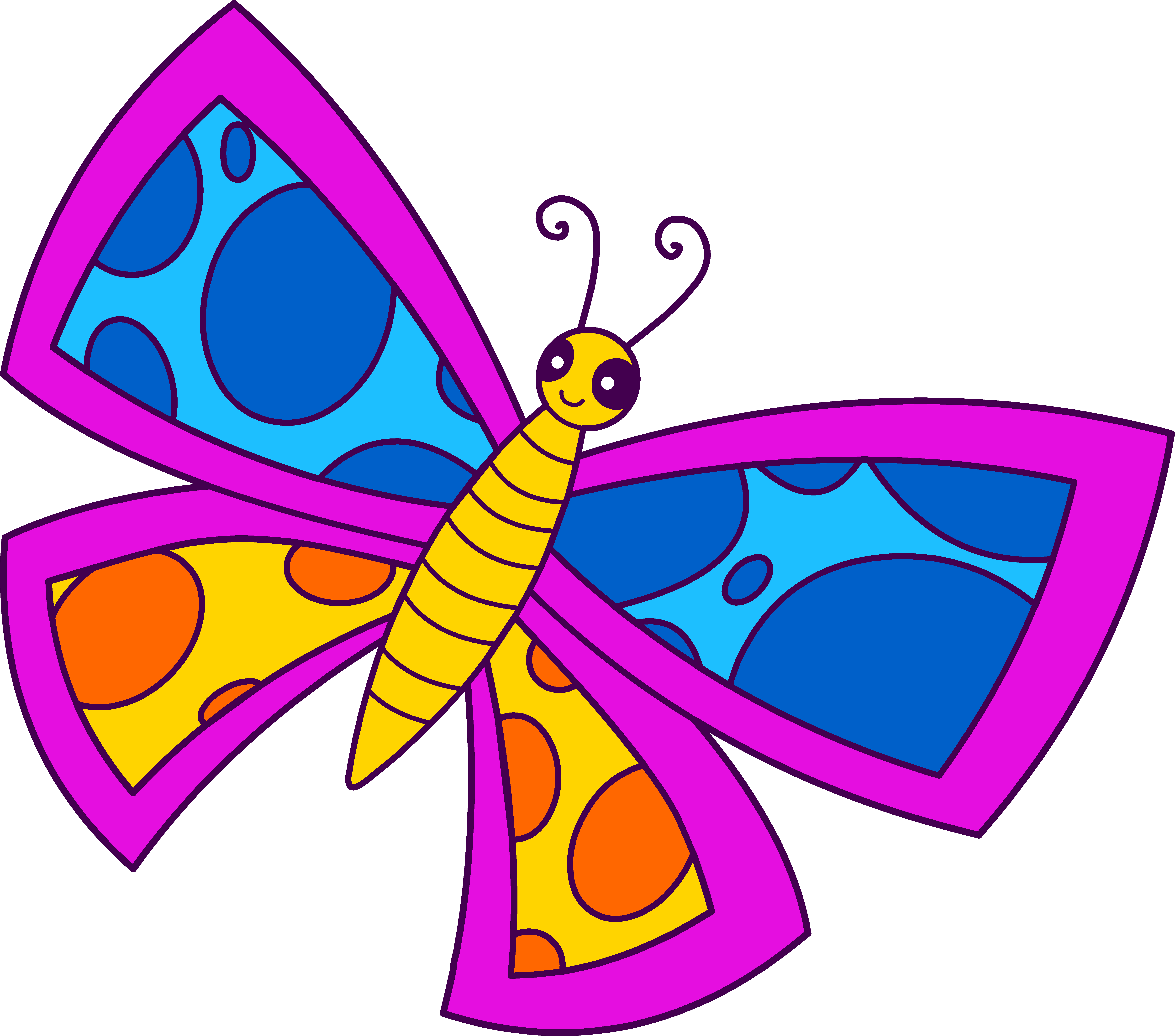 free clip art clipart panda free clipart images rh clipartpanda com clipart of butterfly with eyes clipart pictures of butterflies