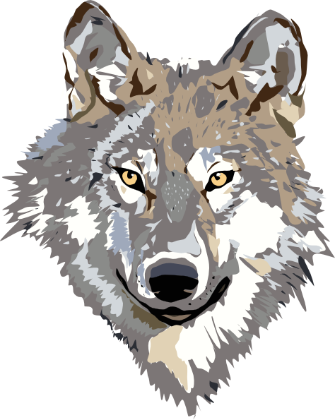 free vector wolf clip art clipart panda free clipart images rh clipartpanda com free cartoon wolf clipart free clipart wolf howling