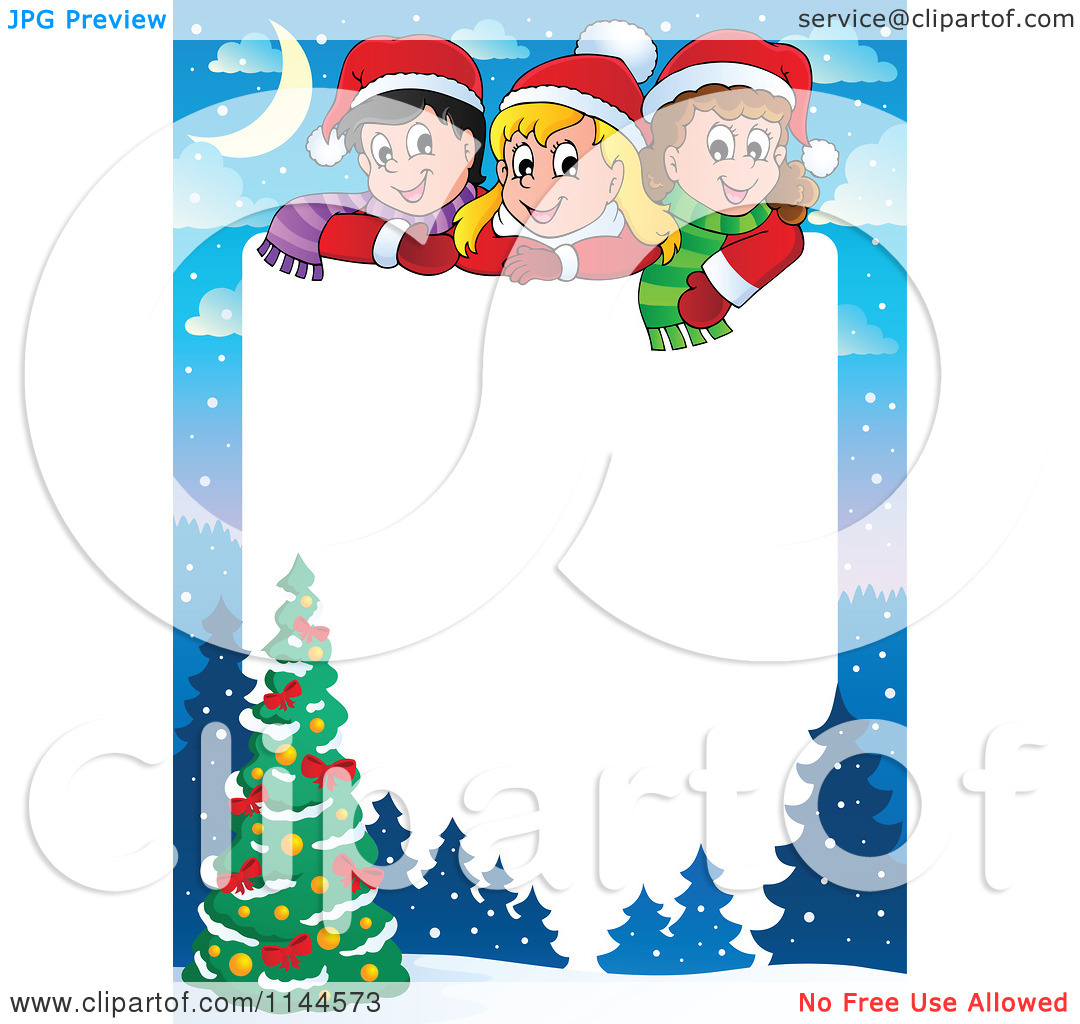 free winter holiday clip art clipart panda free clipart images rh clipartpanda com  christmas clipart borders free download